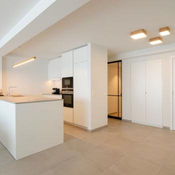 Rénovation complète appartement Sint-idesbald