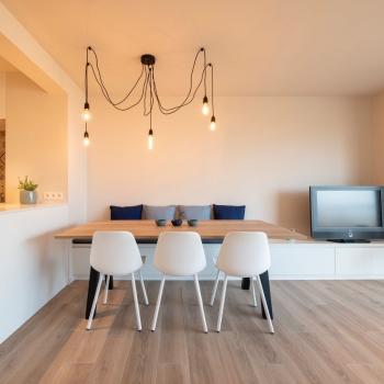 Complete renovatie appartement Koksijde