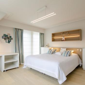 Rénovation étage villa De Panne