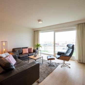 renovatie appartement Havengeul Nieuwpoort