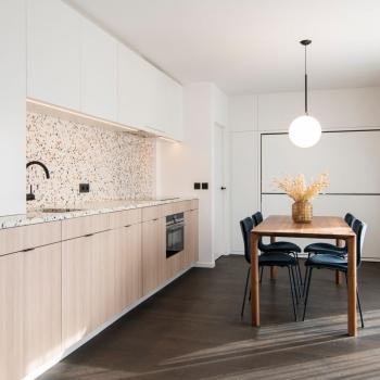 Totaalrenovatie appartement Zeedijk Oostduinkerke