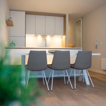 Renovatie appartement Oostduinkerke