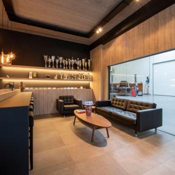 renovatie bureau Veurne