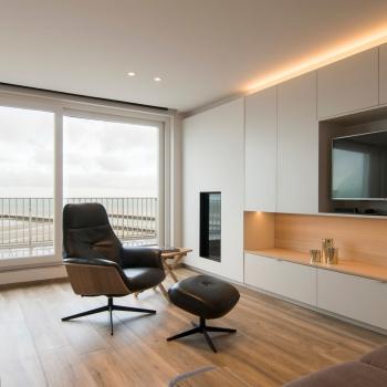 Totaalrenovatie appartement Havengeul Nieuwpoort